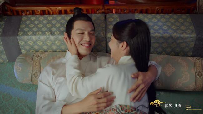 """Đỏ mặt với cảnh giường chiếu ôm ấp của Đàm Tùng Vận và """"ông chú U50"""" Chung Hán Lương  - Ảnh 6."""