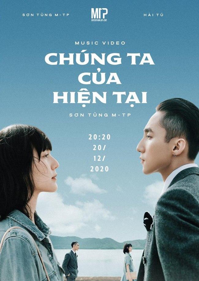 """MV """"Chúng ta của hiện tại"""" bất ngờ biến mất, netizen gọi tên Sơn Tùng M-TP và Hải Tú  - Ảnh 2."""