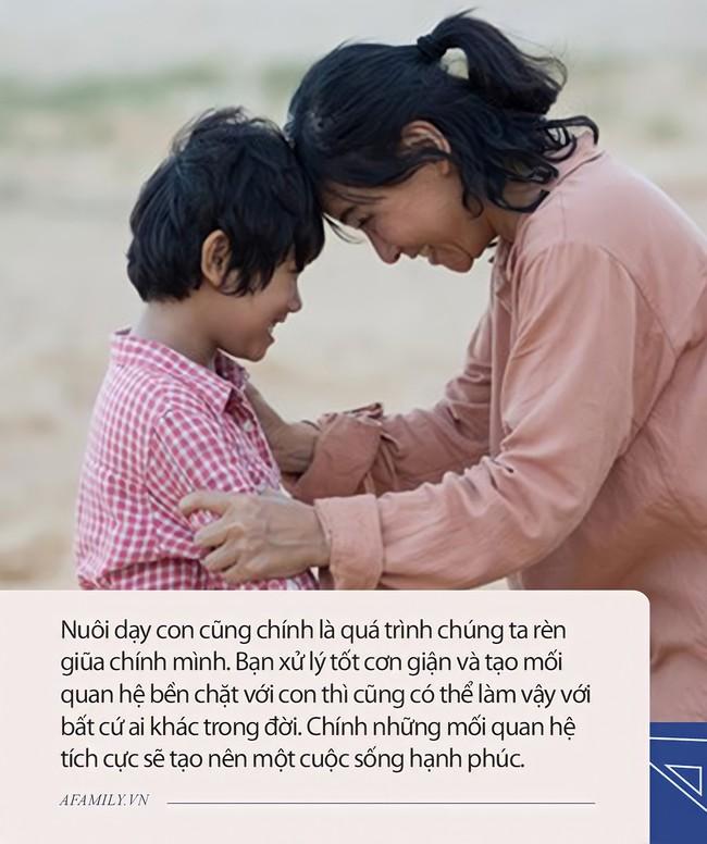 """Con 4 tuổi dọa """"Không cho xem tivi sẽ phá"""", bà mẹ ở Hà Nội chỉ nói một câu mà bé thay đổi ngay thái độ - Ảnh 3."""