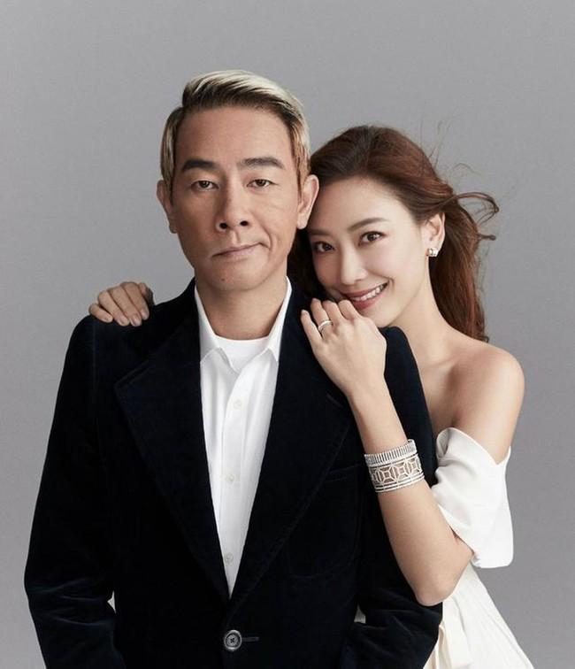 """Những cặp đôi """"vợ đẹp chồng xấu"""" nổi tiếng trong showbiz Hoa ngữ - Ảnh 1."""