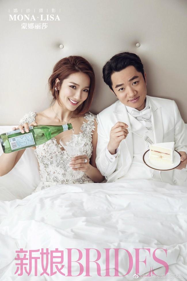 """Những cặp đôi """"vợ đẹp chồng xấu"""" nổi tiếng trong showbiz Hoa ngữ - Ảnh 2."""