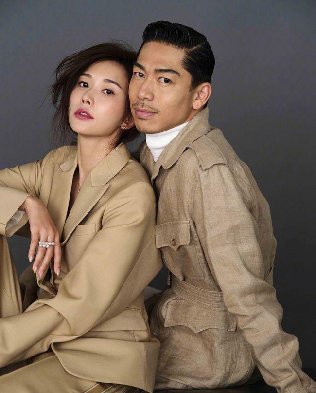 """Những cặp đôi """"vợ đẹp chồng xấu"""" nổi tiếng trong showbiz Hoa ngữ - Ảnh 5."""
