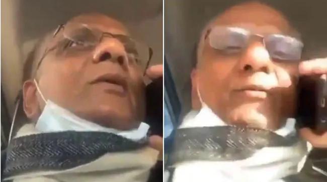 Đang gọi video trực tuyến thì bất ngờ vợ chạy ra đòi hôn tình cảm, phản ứng ngay tức thì của ông chồng gây bão cộng đồng mạng - Ảnh 3.