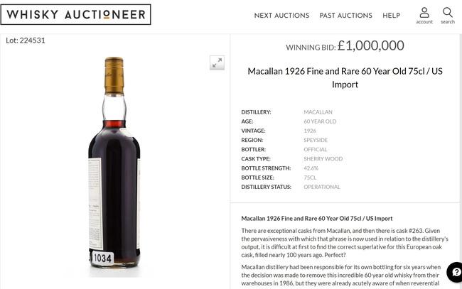 Những vị đại gia Việt dám chi hơn 30 tỷ đồng để sở hữu chai rượu đắt nhất nhì thế giới, nhiều người ví cứ uống một ngụm là một chiếc Mercedes ra đi!? - Ảnh 3.