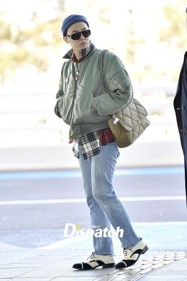 Style đời thường của Jennie và G-Dragon đẳng cấp thế nào mà được netizen khen là couple vừa có tài vừa có gu? - Ảnh 14.