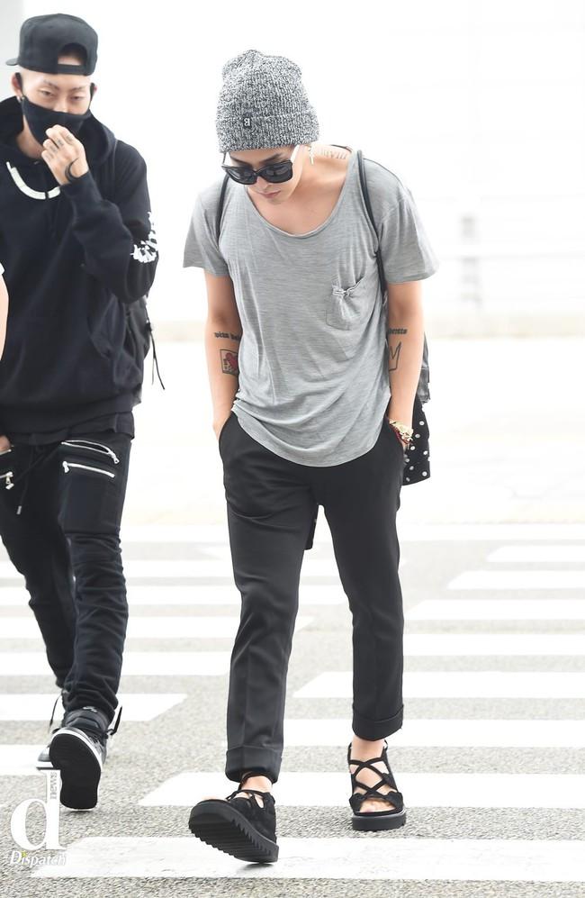 Style đời thường của Jennie và G-Dragon đẳng cấp thế nào mà được netizen khen là couple vừa có tài vừa có gu? - Ảnh 10.