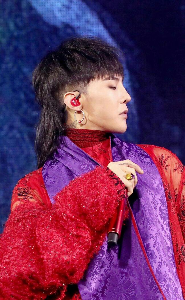 """G-Dragon và Jennie là """"ông hoàng bà chúa"""" của những kiểu tóc dị thường, đàng gái lắm lúc như lấy cảm hứng từ đàng trai vậy - Ảnh 4."""