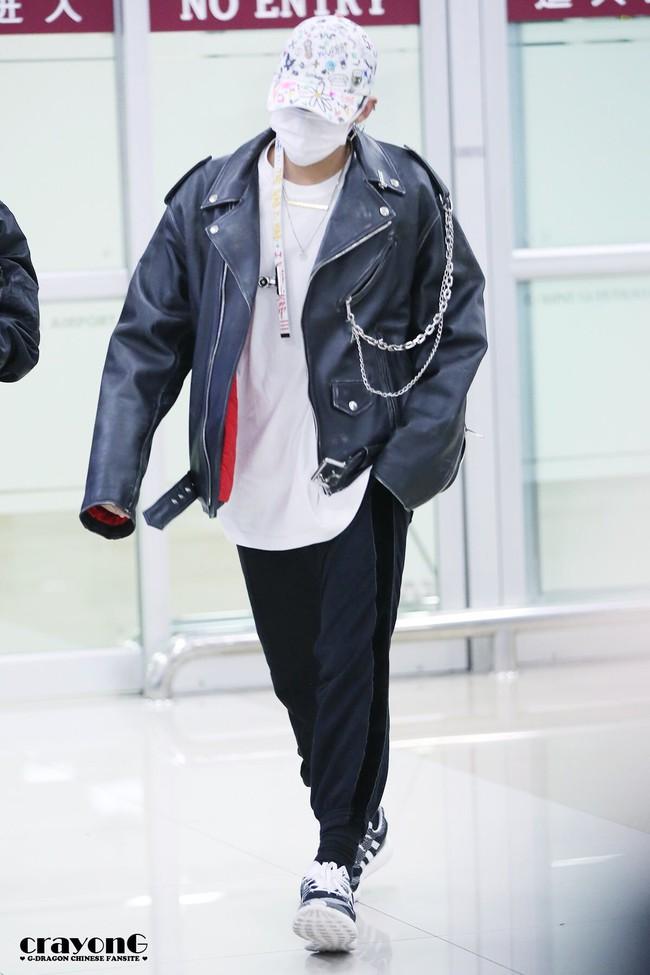 Style đời thường của Jennie và G-Dragon đẳng cấp thế nào mà được netizen khen là couple vừa có tài vừa có gu? - Ảnh 12.
