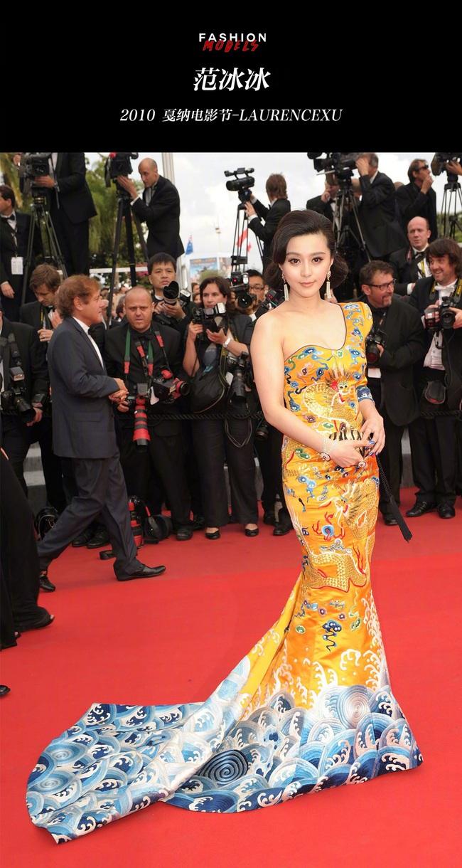 Những khoảnh khắc trên thảm đỏ ấn tượng của dàn mỹ nhân Hoa ngữ, đáng ngạc nhiên là không có Dương Mịch hay Địch Lệ Nhiệt Ba - Ảnh 7.