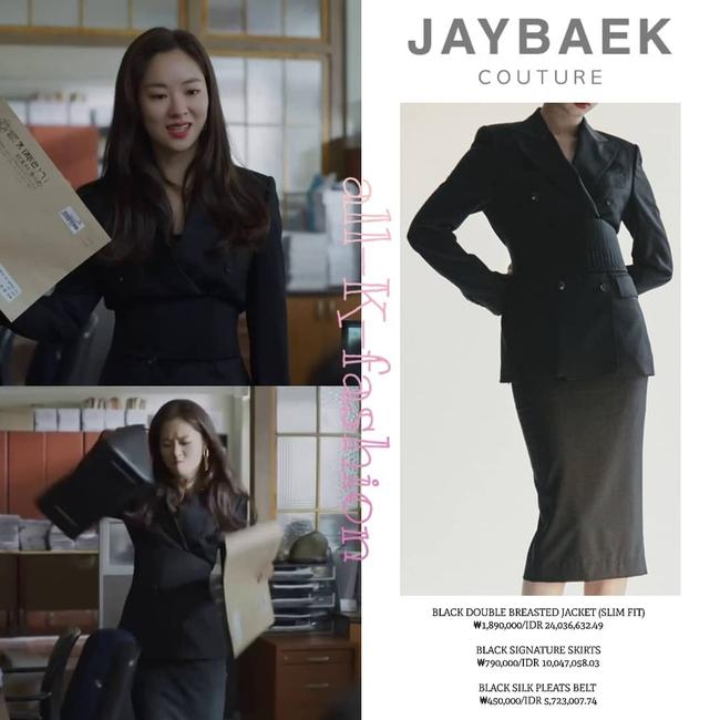 """""""Bồ mới"""" của Song Joong Ki khí chất cũng ngang ngửa Jennie khi cùng diện vest gần 40 triệu  - Ảnh 2."""