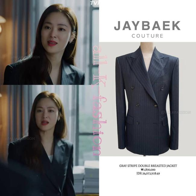 """""""Bồ mới"""" của Song Joong Ki khí chất cũng ngang ngửa Jennie khi cùng diện vest gần 40 triệu  - Ảnh 4."""