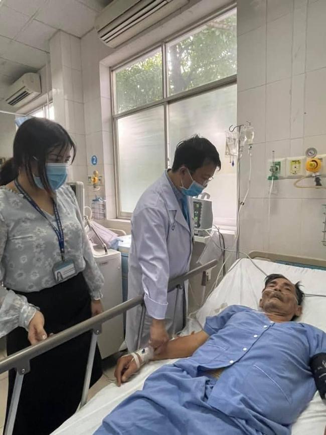 """Diễn viên """"Biệt động Sài Gòn"""" - Thương Tín bị đột quỵ, sức khoẻ rất yếu nhưng chưa liên hệ được người nhà - Ảnh 3."""