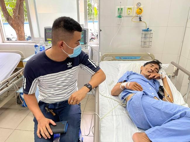 Nam MC lên tiếng giải thích về chuyện đăng tìm người thân của nghệ sĩ Thương Tín,  tiết lộ hoàn cảnh khó khăn của gia đình diễn viên Biệt động Sài Gòn  - Ảnh 2.