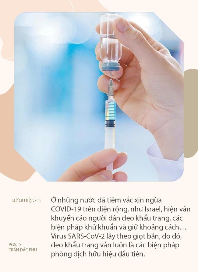 Tiêm phòng vắc-xin Covid-19: Chuyên gia giải đáp một số băn khoăn của người dân trước khi tiêm - Ảnh 4.