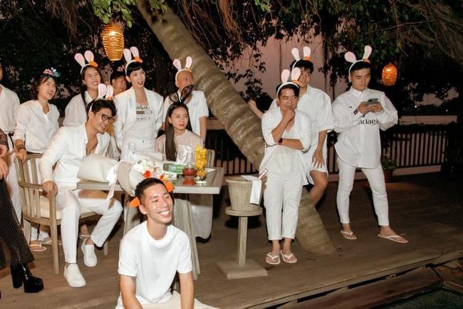 """Xuân Lan gọi Huy Trần là """"bồ"""" của Ngô Thanh Vân, tiết lộ sắp có clip màn cầu hôn trong tiệc sinh nhật? - Ảnh 4."""