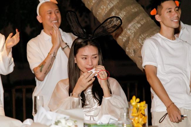 """Xuân Lan gọi Huy Trần là """"bồ"""" của Ngô Thanh Vân, tiết lộ sắp có clip màn cầu hôn trong tiệc sinh nhật? - Ảnh 5."""
