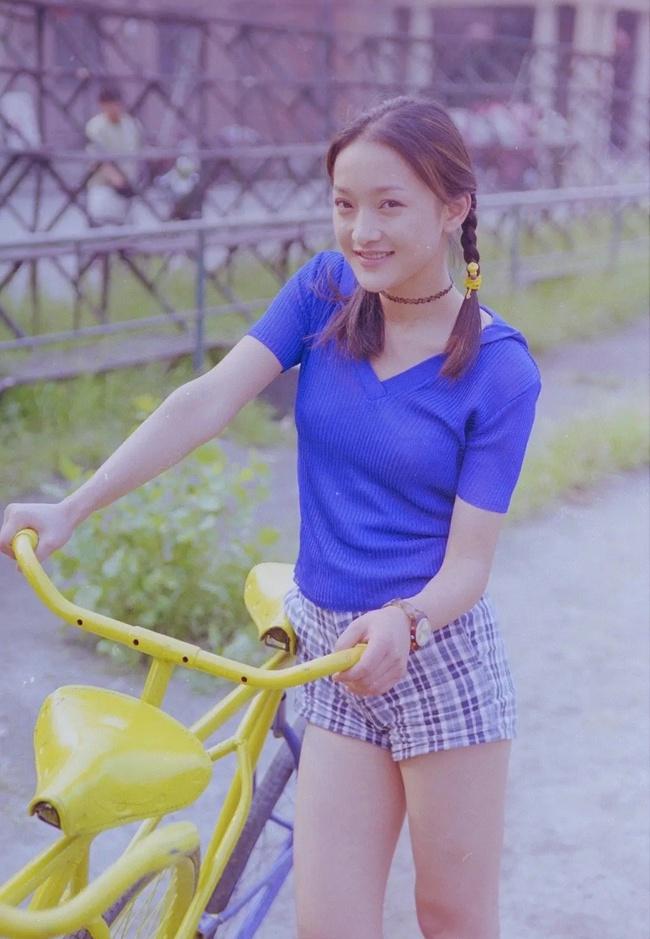 Hình ảnh cũ của Châu Tấn được netizen rất quan tâm.