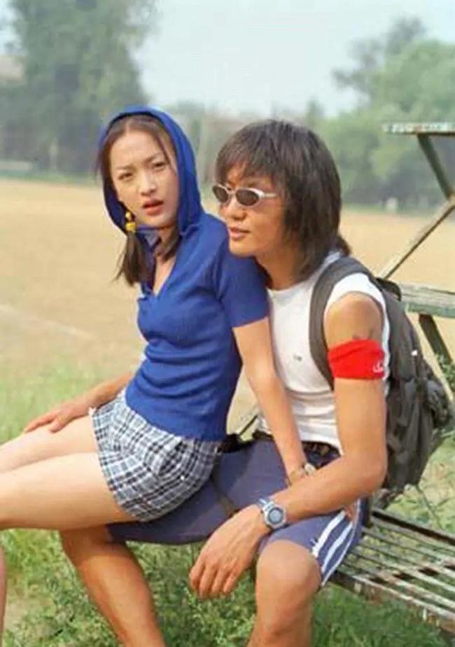 Hình ảnh cũ của Châu Tấn và tình cũ bị khui lại nhưng mối quan hệ sau này của họ mới gây chú ý - Ảnh 3.