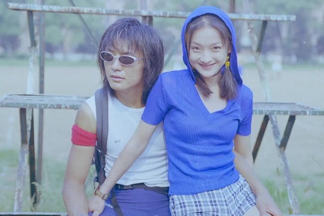 Hình ảnh cũ của Châu Tấn và tình cũ bị khui lại nhưng mối quan hệ sau này của họ mới gây chú ý - Ảnh 4.