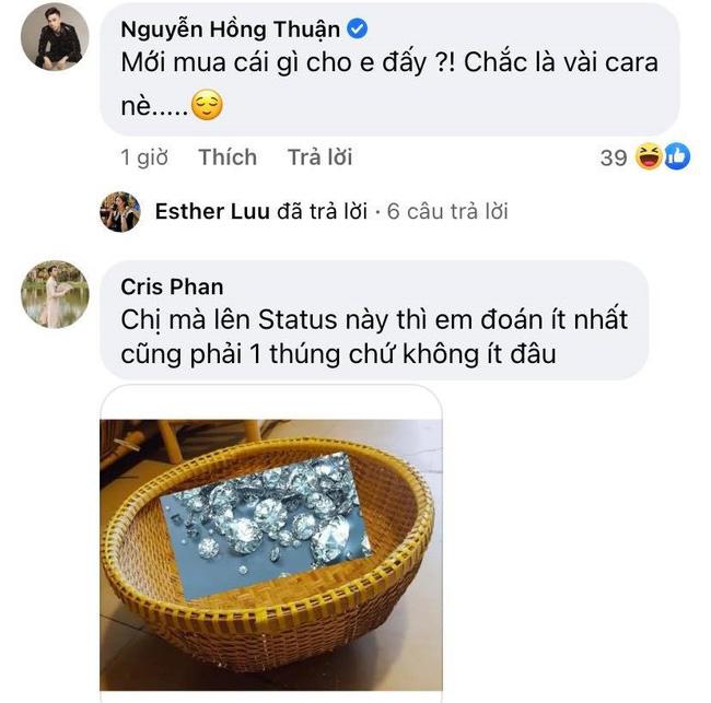 """Hari Won nói yêu chồng nhưng lại bị dàn sao Việt ùa vào bắt bẻ """"chắc mới được tặng kim cương"""" - Ảnh 4."""