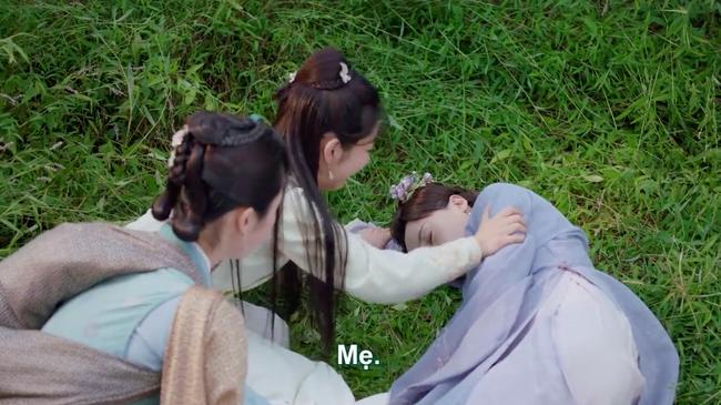 Cẩm tâm tựa ngọc: Đàm Tùng Vận chiếm spotlight của Chung Hán Lương, bị chê kém sắc nhưng khóc thì cực đỉnh - Ảnh 2.