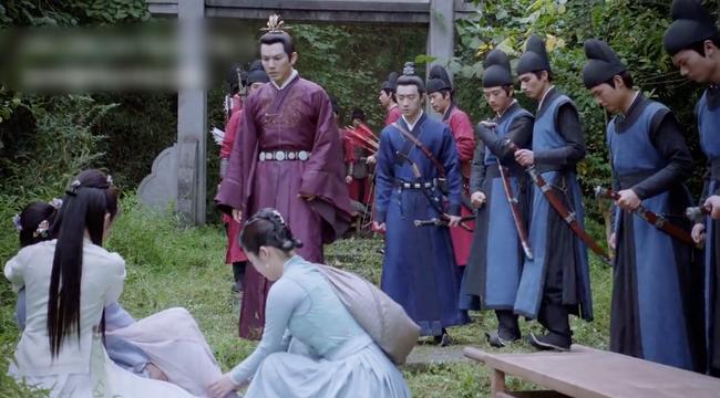 Cẩm tâm tựa ngọc: Đàm Tùng Vận chiếm spotlight của Chung Hán Lương, bị chê kém sắc nhưng khóc thì cực đỉnh - Ảnh 5.