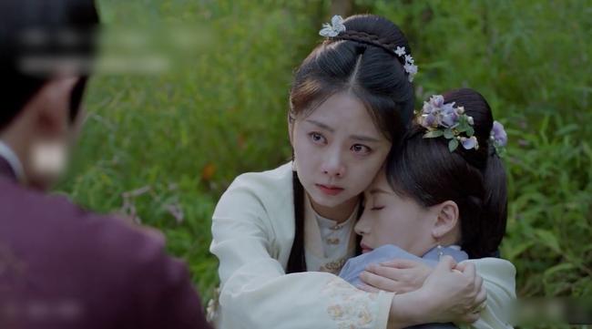 Cẩm tâm tựa ngọc: Đàm Tùng Vận chiếm spotlight của Chung Hán Lương, bị chê kém sắc nhưng khóc thì cực đỉnh - Ảnh 4.