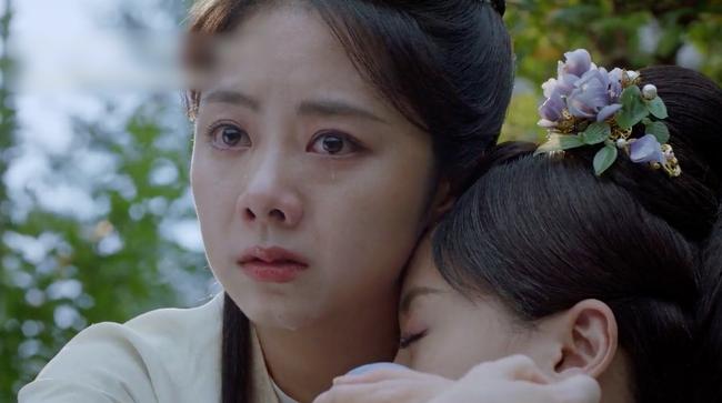 Cẩm tâm tựa ngọc: Đàm Tùng Vận chiếm spotlight của Chung Hán Lương, bị chê kém sắc nhưng khóc thì cực đỉnh - Ảnh 3.