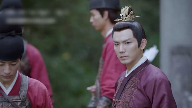 Cẩm tâm tựa ngọc: Đàm Tùng Vận chiếm spotlight của Chung Hán Lương, bị chê kém sắc nhưng khóc thì cực đỉnh - Ảnh 6.