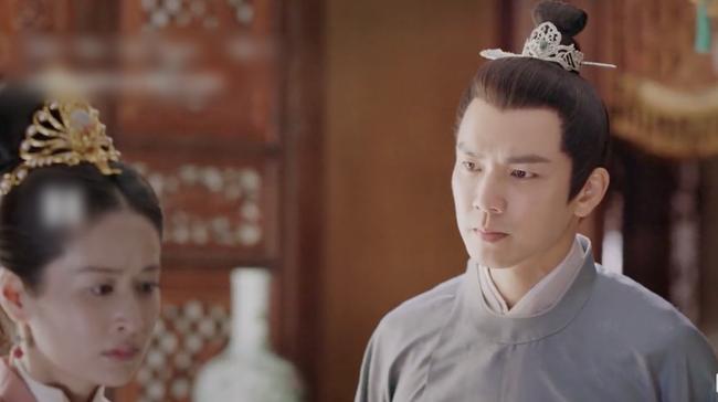 Cẩm tâm tựa ngọc: Lộ diện vợ trẻ đẹp nhưng bệnh sắp chết của Chung Hán Lương, là chị gái Đàm Tùng Vận  - Ảnh 3.
