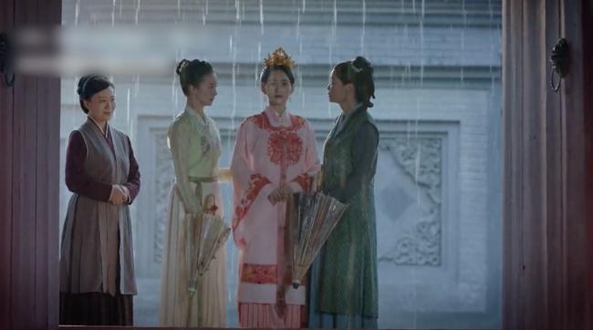 Cẩm tâm tựa ngọc: Dĩnh Nhi cưới vợ bé cho Chung Hán Lương, để em gái Đàm Tùng Vận chung chồng - Ảnh 5.