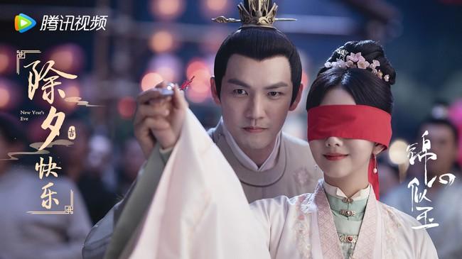 """Cẩm tâm tựa ngọc: Netizen chê phim xào nấu quá đà, thêm thắt vai """"trà xanh"""" độc ác gây khó cho Đàm Tùng Vận  - Ảnh 2."""