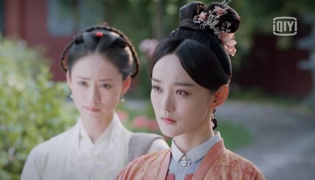"""Cẩm tâm tựa ngọc: """"Trà xanh"""" Hà Hoằng San lấy vải của vợ lớn Đàm Tùng Vận, bị Chung Hán Lương dạy cho bài học - Ảnh 6."""