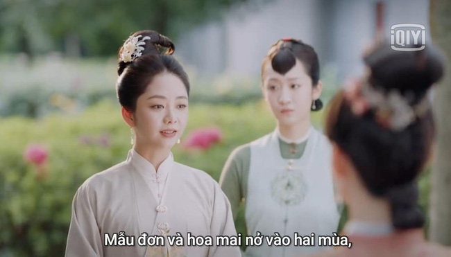 """Cẩm tâm tựa ngọc: """"Trà xanh"""" Hà Hoằng San lấy vải của vợ lớn Đàm Tùng Vận, bị Chung Hán Lương dạy cho bài học - Ảnh 3."""
