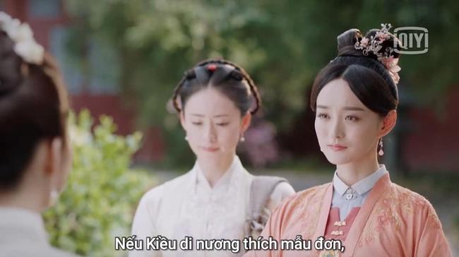 """Cẩm tâm tựa ngọc: """"Trà xanh"""" Hà Hoằng San lấy vải của vợ lớn Đàm Tùng Vận, bị Chung Hán Lương dạy cho bài học - Ảnh 5."""