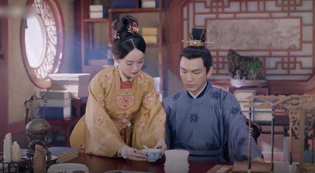 """Cẩm tâm tựa ngọc: """"Trà xanh"""" Hà Hoằng San lấy vải của vợ lớn Đàm Tùng Vận, bị Chung Hán Lương dạy cho bài học - Ảnh 9."""