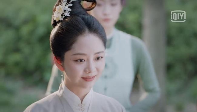 """Cẩm tâm tựa ngọc: """"Trà xanh"""" Hà Hoằng San lấy vải của vợ lớn Đàm Tùng Vận, bị Chung Hán Lương dạy cho bài học - Ảnh 4."""
