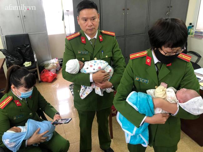 Những em bé sơ sinh bị bán cho Trung Quốc bất thành