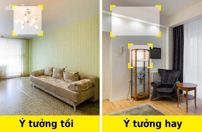 8 sai lầm khi thiết kế mà chủ sở hữu căn hộ nhỏ thường mắc phải - Ảnh 3.