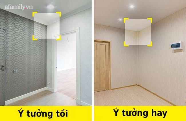 8 sai lầm khi thiết kế mà chủ sở hữu căn hộ nhỏ thường mắc phải - Ảnh 6.