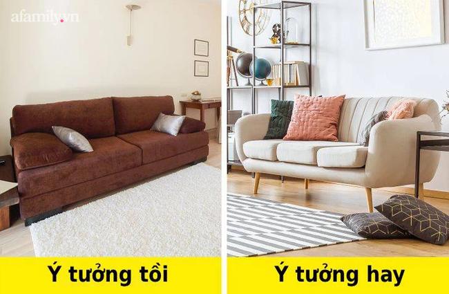 8 sai lầm khi thiết kế mà chủ sở hữu căn hộ nhỏ thường mắc phải - Ảnh 7.