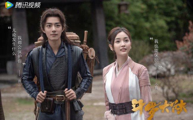 """Bị chê dìm hàng Tiêu Chiến, nâng đỡ Ngô Tuyên Nghi quá đà, """"Đấu la đại lục"""" vẫn vượt mốc 3 tỷ lượt xem - Ảnh 2."""