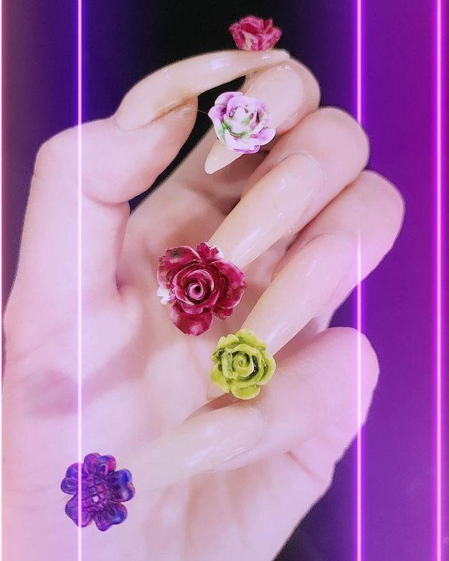 Tham khảo các mỹ nhân Việt 12 bộ nail từ đơn giản đến siêu lồng lộn để diện Tết Tân Sửu - Ảnh 10.