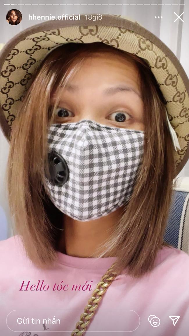 Sao Việt làm tóc đón Tết: Châu Bùi cắt tóc bob nhìn là muốn bắt chước, H'Hen Niê khoe visual siêu mới mẻ - Ảnh 2.