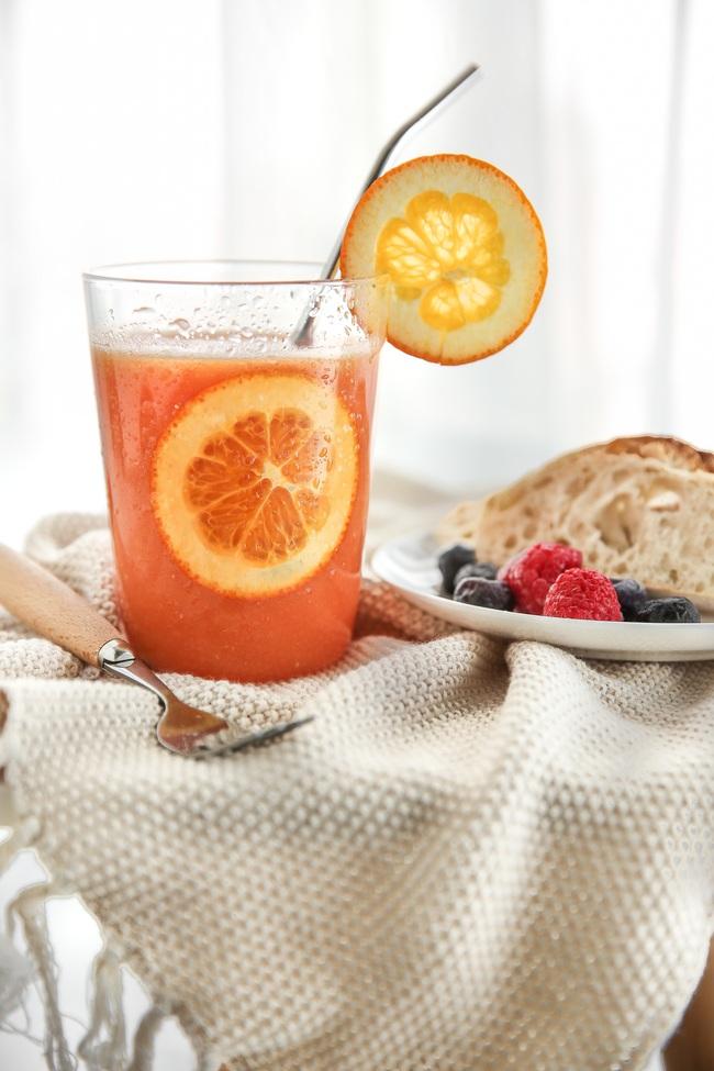 Giúp làn da căng tràn sức sống nhất định phải uống món sinh tố này thường xuyên - Ảnh 4.