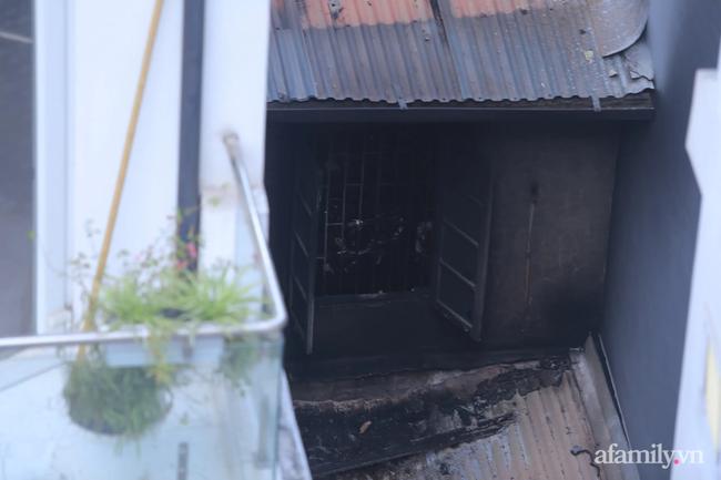Vụ cháy nhà trọ khiến 4 sinh viên tử vong ở Hà Nội: Người may mắn thoát chết khóa cửa ngoài rồi đi uống trà đá - Ảnh 3.