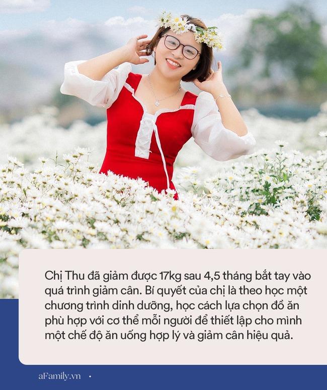 Đẻ xong ngại ra đường vì người to gấp đôi chồng, mẹ Nam Định giảm ngoạn mục 17kg, trẻ ra chục tuổi như vừa đi phẫu thuật thẩm mỹ - Ảnh 7.