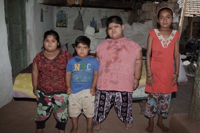 3 đứa trẻ béo phì từng gây xôn xao truyền thông khắp thế giới, bố sức cùng lực kiệt đòi bán thận cứu con giờ ra sao sau hơn 5 năm? - Ảnh 14.