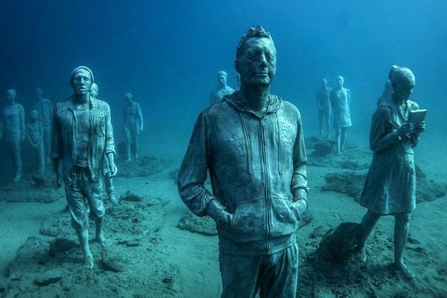 """Có một vùng biển khiến ai cũng phải """"lạnh người"""" khi nhìn thấy cảnh tượng toàn xác chết ở dưới đáy, ghê rợn ngỡ chỉ xuất hiện trong phim kinh dị - Ảnh 5."""