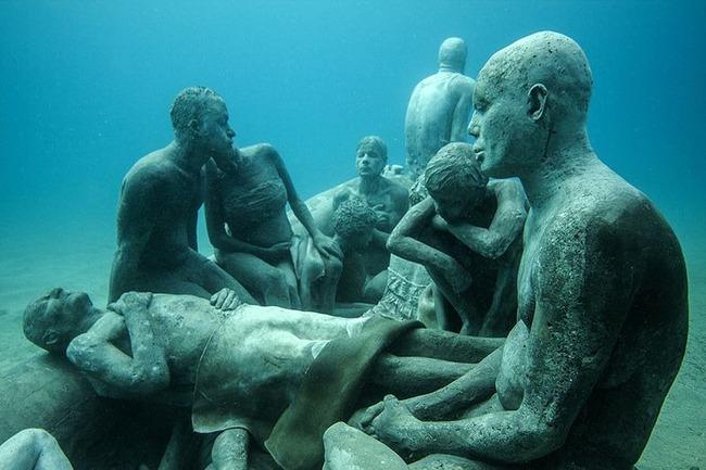 """Có một vùng biển khiến ai cũng phải """"lạnh người"""" khi nhìn thấy cảnh tượng toàn xác chết ở dưới đáy, ghê rợn ngỡ chỉ xuất hiện trong phim kinh dị - Ảnh 7."""
